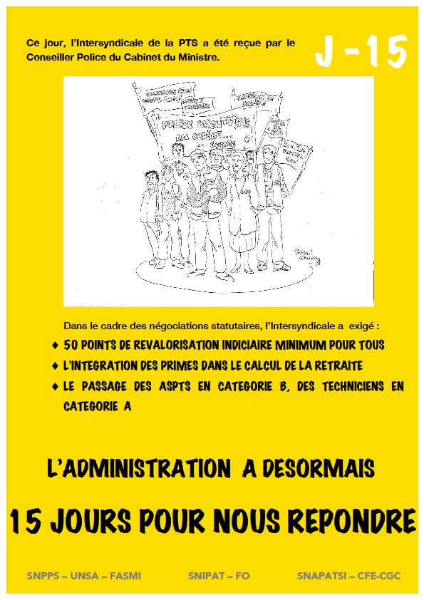 Tract intersyndicale PTS 14 10 2014